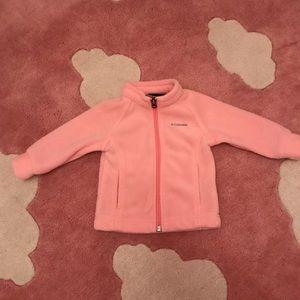 Infant/toddler Columbia jacket